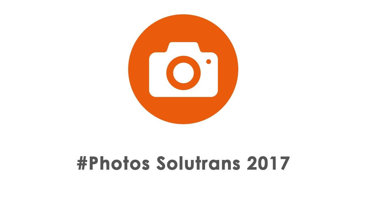 Photo du salon Solutrans 2017