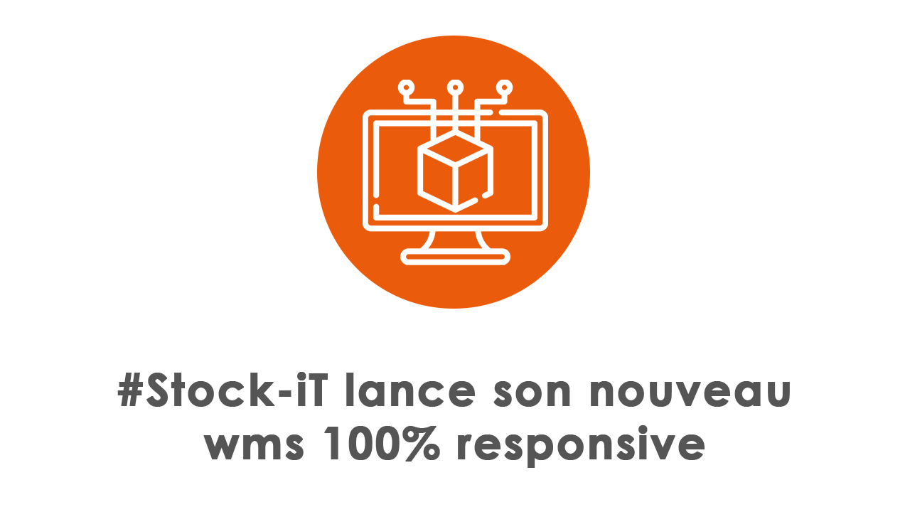 Stock-iT lance son nouveau wms !